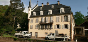 Ravalement Fondation Goethe Klingenthal