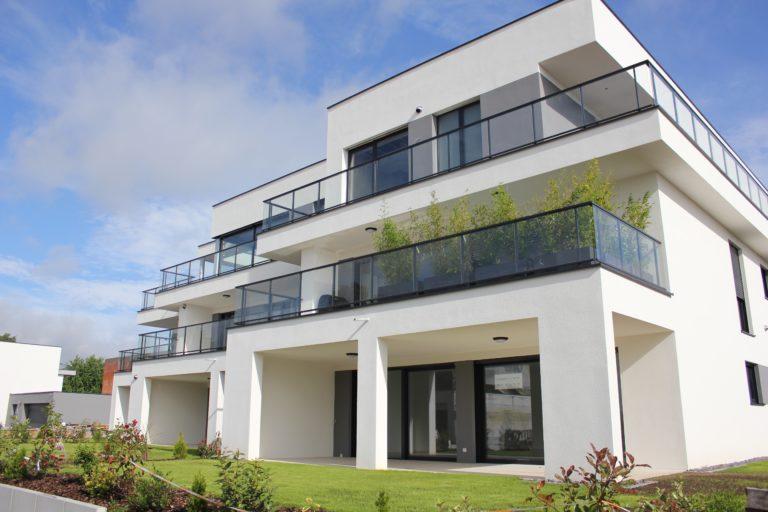 Isolation Immeuble Neuf Behlenheim