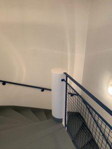 Cage d'escaliers Koenigshoffen après